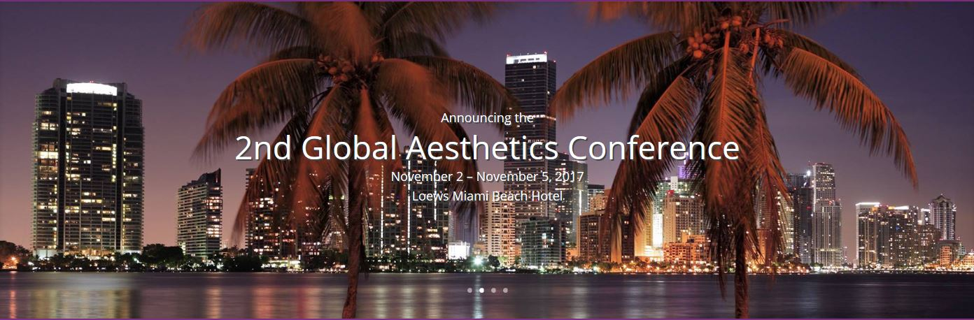 global aesthetics maimi 2017